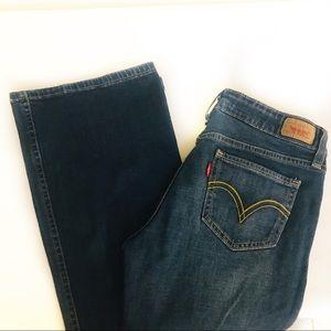 Levi's Superlow 518 Denim Jeans Size 3